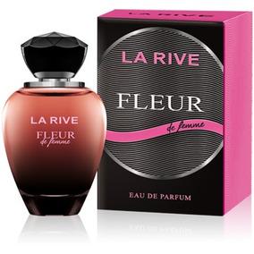 Perfume Feminino Fleur De Femme La Rive