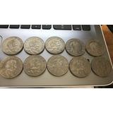 1 Moneda De 5 Pesos Mexicanos Del Año De 1977