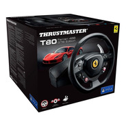 ..:: Volante Thrustmaster T80 Ferrari 488 Gtb ::.. Ps4  Ps5