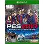 Pro Evolution Soccer 2017 - Xbox One Pes2017 Fisico Latino