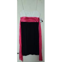 Vestido Fiesta Civil, 15, Egresadas Importado Talle Xs Nuevo