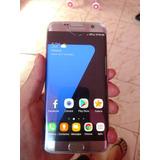 Samsung S7 Edge Con Detalle!!