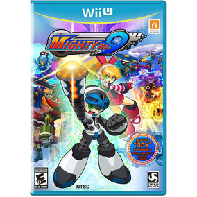 Mighty No. 9 - Wii U Fisico Sellado