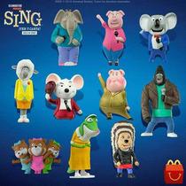 Mc Donalds Sing! Coleccion Personajes!