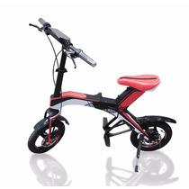 Electric Bike B1 Bicicleta Eléctrica - Roja