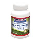 Saw Palmetto 320mg 60softgels Healthy America Desinflamación