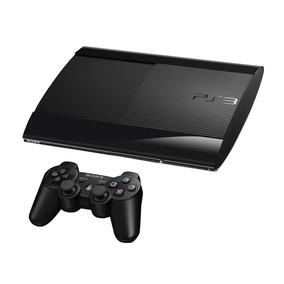 Consola Sony Playstation 3 Disco De 500gb + 4 Juegos Ps3