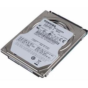 Hd Notebook Toshiba 320 Gb Pronta Entrega