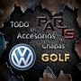 Guardabarro Delantero 00/07 Imp Der/izq Golf Y Mas...