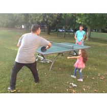 Mesas De Ping Pong 100%exterior Medida Profesional