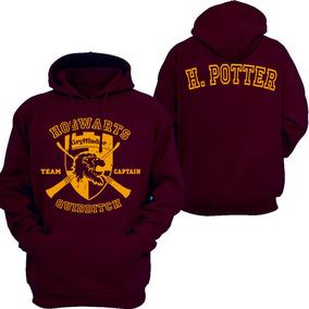 Poleron Con Capucha Harry Potter