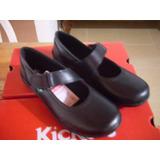 Zapatos Colegiales Kickers 34