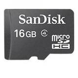 Cartao De Memoria Micro Sd 16gb P Linha Com Nota Fiscal