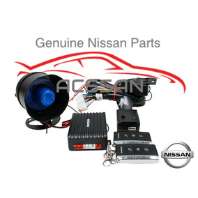Kit Alarma Sensora Altima 2000 Nissan Original