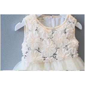 Vestido Infantil Traje De Princesa Festa - Pronta Entrega