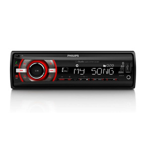Stereo Phillips Ce135bt Usb Bluetooth Sd Aux Radio En Warnes