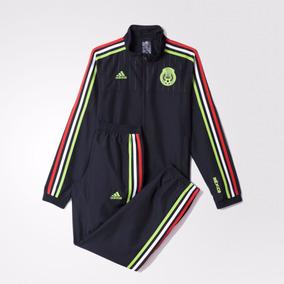 Conjunto Pants Original Selección Mexicana adidas 016 Mexico