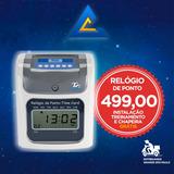 83e0b3680890c Relogio De Ponto Cartografico Time Card