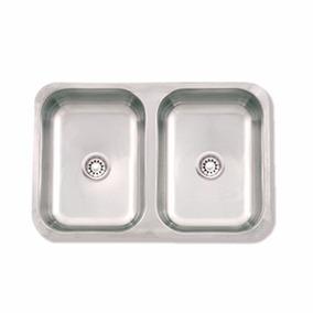 Mi Pileta 104t - Pileta Cocina Doble 57x37x13 - 002925