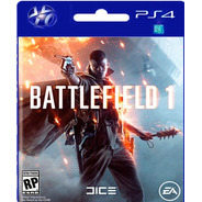 Battlefield 1 Ps4 Garantia Entrega Inmediata