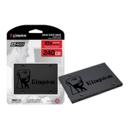 Hd Notebook Ssd Kingston Ssdnow A400 Serie 240gb 2.5 Sata 3