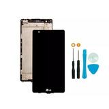 Tela Display Lcd Touch Lg X Power Dual K220dsf Com Aro Tools