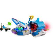 Comando Estelar Nave Espacial Buzz Light Year Toy Story 50cm