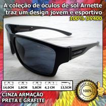 Óculos De Sol Arnette 100% Uv400 Pronta Entrega