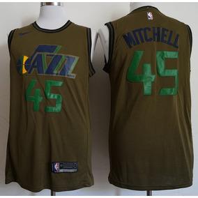 c670791bba Camisa Regata Nba Utah Jazz - Mitchell  45