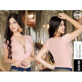 61f58e1c95825 Camisas Raperas - Blusas para Mujer en Mercado Libre Colombia