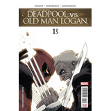 Deadpool Vs Old Man Logan . Paquete Completo Marvel México