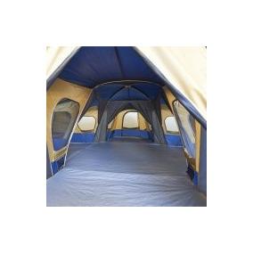 Camping Carpa Ozark Trail 14-personas 4-cuartos