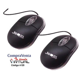 Mouse Optico Usb Alambrico