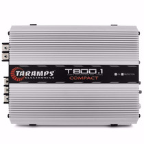 Taramps Módulo Amplificador T800 800w Rms 2 Ohms 1 Canal
