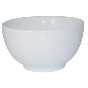6 Cumbuca Tigela Porcelana Açai / Caldos 500 Ml - Ref 140