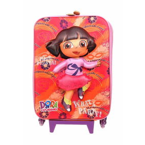Dora La Exploradora Maleta 3ª Dimensión +envió Gratis