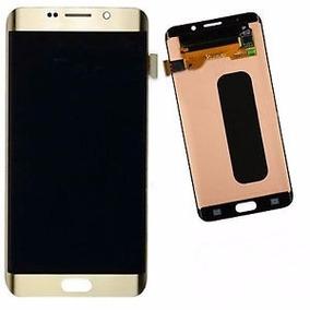 Pantalla Touch Sams S6 Edge Plus Gold Citycell Refacciones