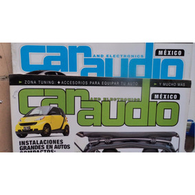 Revistas Car Audio. And Electronics