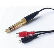 Cable 1.4m Para Sennheiser Hd224 420 520 Hd600 650 Hd25sp