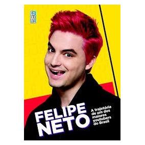 Livro Felipe Neto
