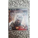 Dante Inferno Ps3
