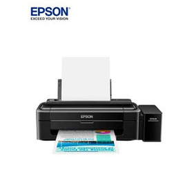 Impresora De Tinta Continua Epson L310 , 33ppm / 15ppm, 5760