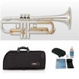 Yamaha Trompeta Profesional Para Mariachi Ytr-5330mrc