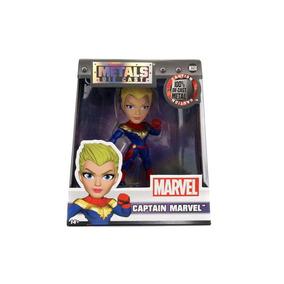 Figura Coleccionable 4 Marvel Capitan Mujer