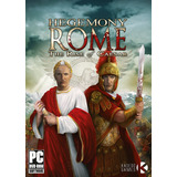 Hegemony Rome: Rise Of Ceasar (pc Dvd) - Windows