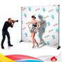 Lona Fosca + Ilhos - Impressão Digital - Backdrop / Fotos
