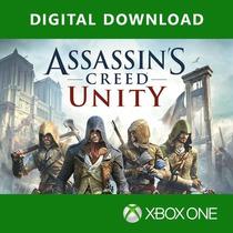 Assassins Creed Unity Digital Xbox One / Entrega En 15 Mint