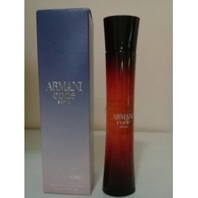 Perfume Armani Code Satin 75ml Edp - Tester