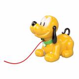 Brinquedo Bebê Boneco Pluto Movimenta A Corda Dican 40926