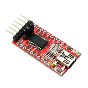 Ft232rl Ftdi Usb A Serial Ttl Adaptador Convertidor Arduino